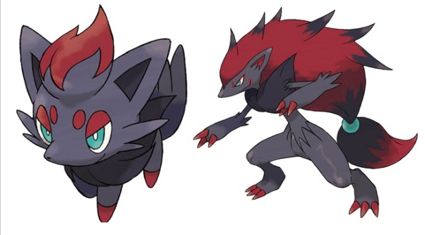 Ficha MegaDragons99 - Zorua- Pokemon-black-and-white-zorua-zoroark-forms