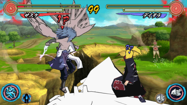 Naruto Shippuden Ultimate Ninja Heroes 3 cheats screenshot