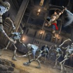 Prince of Persia: Forgotten Sands wallpaper death from above