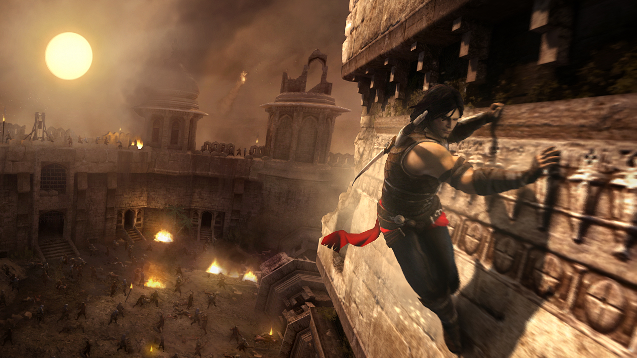 Prince of Persia The Forgotten Sands wallpaper