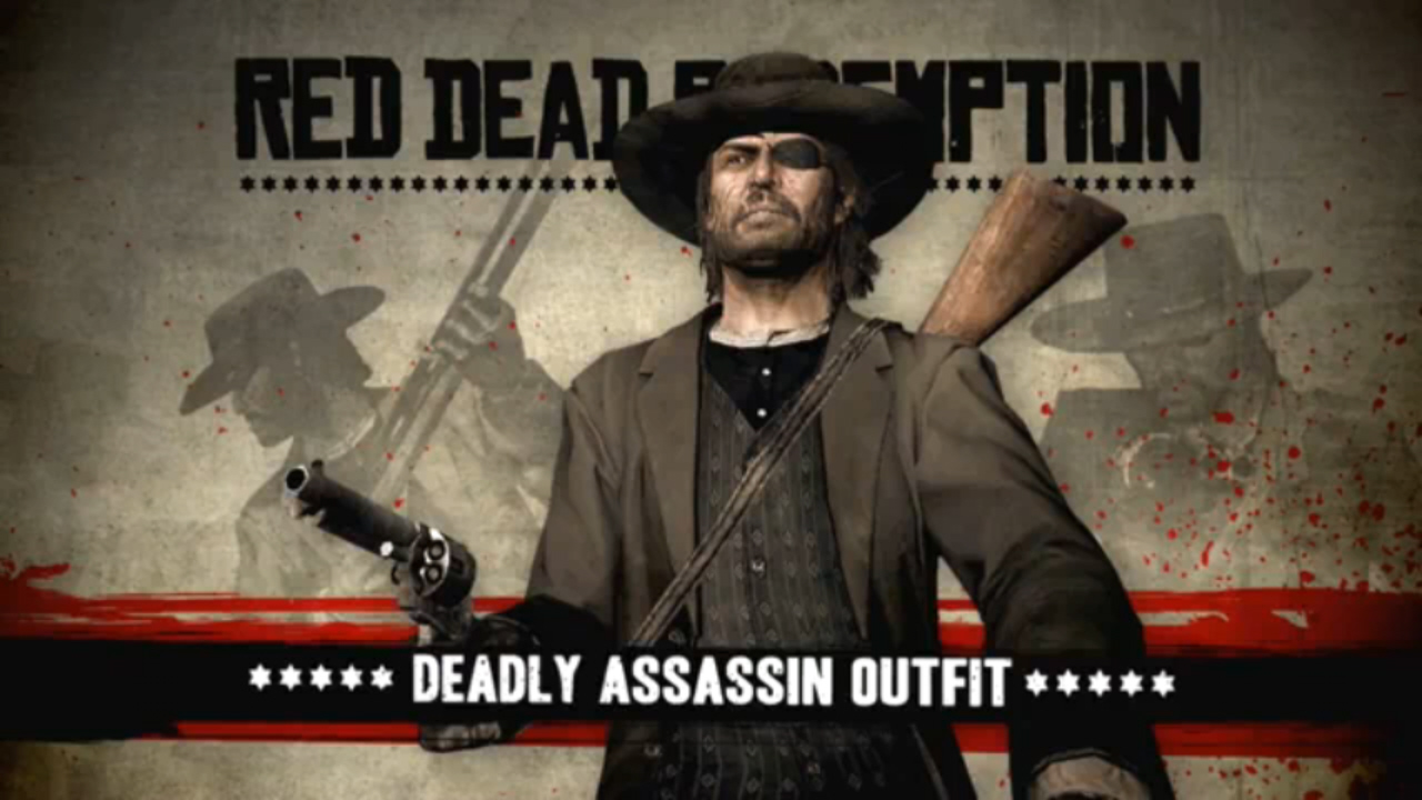 Red Dead Redemption Outfits Locations Guide (Xbox 360 PS3)
