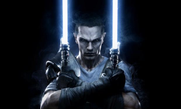 Star Wars: The Force Unleashed 2 Starkiller artwork