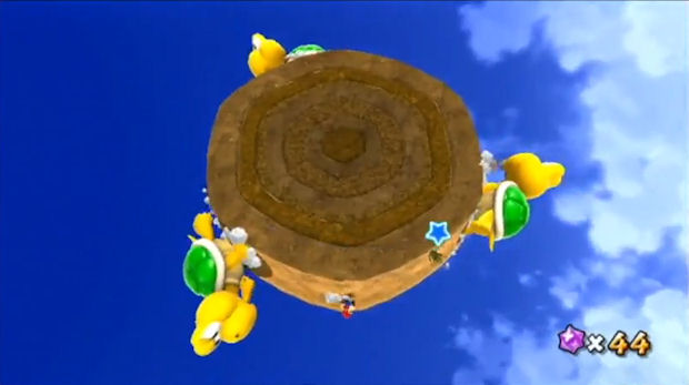 Super Mario Galaxy 2 cheats,