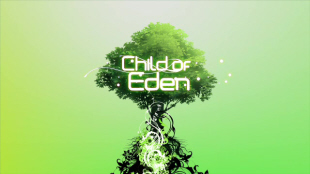 Child of Eden game artwork E3 2010 Ubisoft