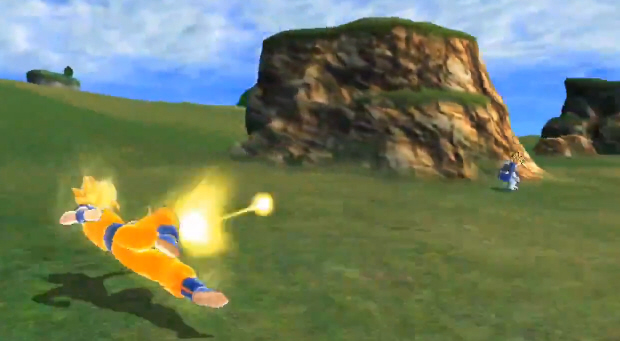 New Dragon Ball Raging Blast 2 trailer from E3 2010
