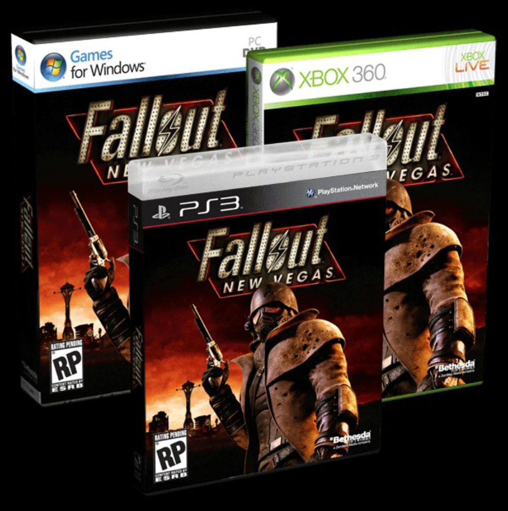 fallout 3  release date