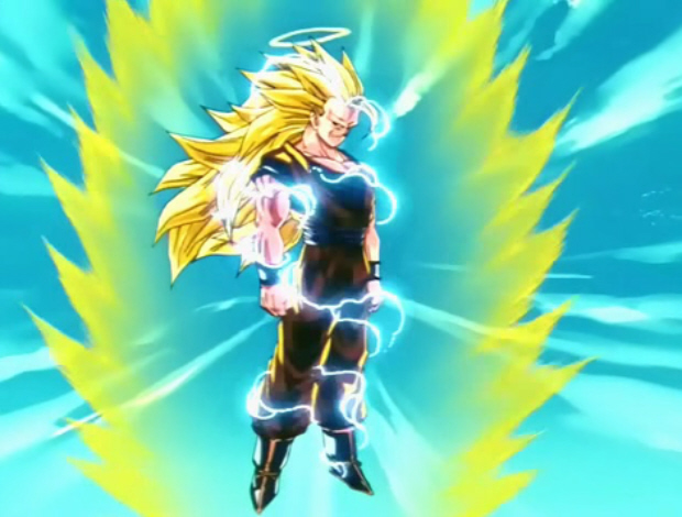 dragon ball z super saiyan gotenks. Goku (Super Saiyan Goku, Super