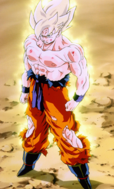 Dragon Ball Goku Super Saiyan 1000. Super Saiyan 2, Goku Super Saiyan 3)
