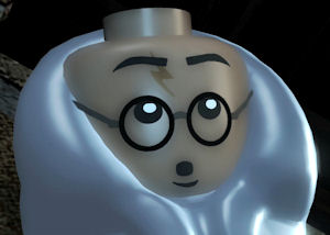 Lego Baby Harry Potter screenshot