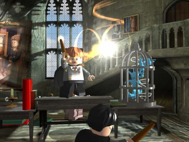 Lego Harry Potter cheat codes and secrets guide screenshot