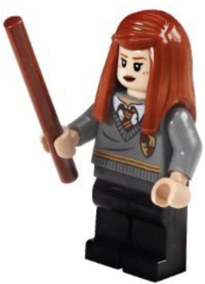 ginny weasley wand. Ginny Weasley (Muggle Clothes,