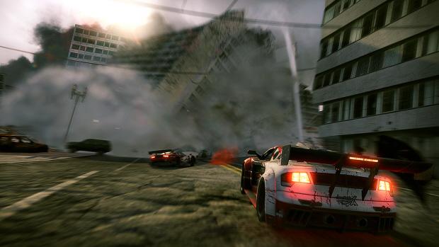 MotorStorm 3 Apocalypse gameplay screenshot