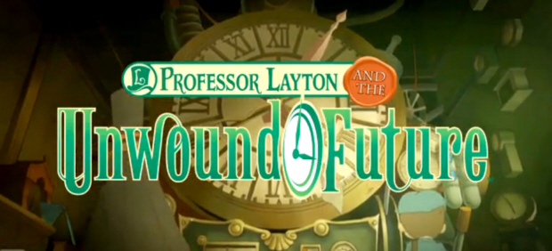 Professor Layton and the Unwound Future Review: