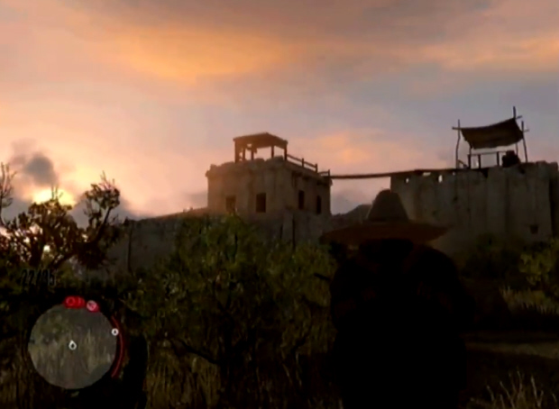 Red Dead Redemption Gang Hideout Locations screenshot