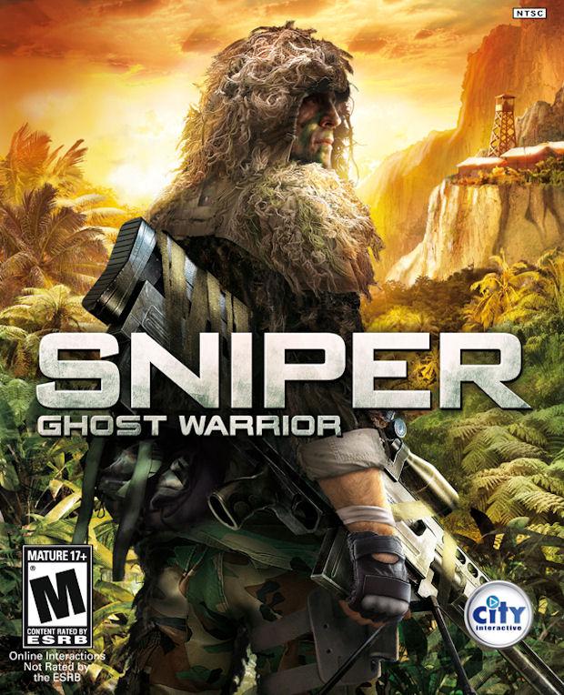 Sniper Ghost Warrior + Crack  + Update 2 [PC|FULL-ISO] [FS] [US]