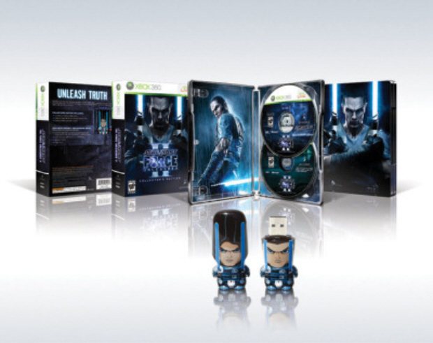 Star Wars Force Unleashed 2 Collector's Edition picture