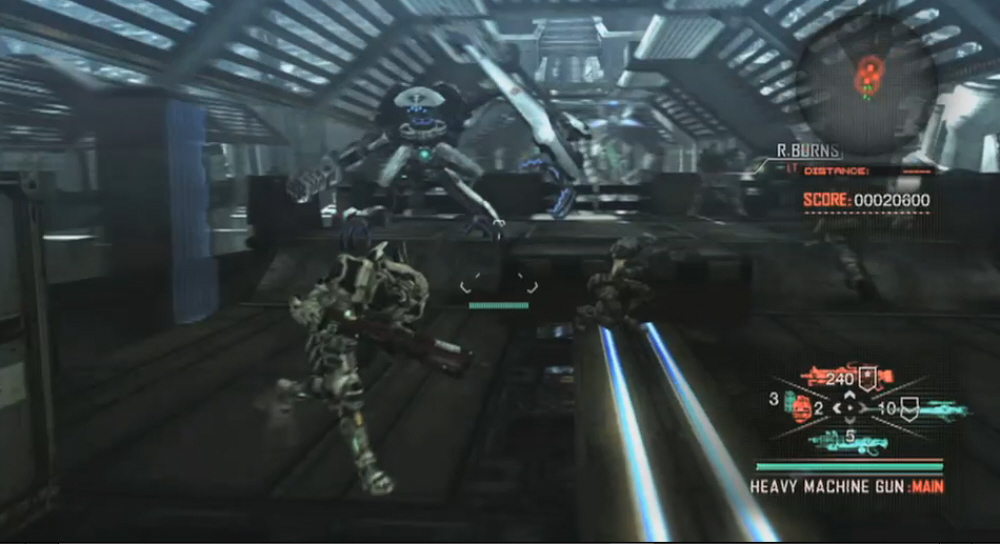 First Vanquish gameplay trailer