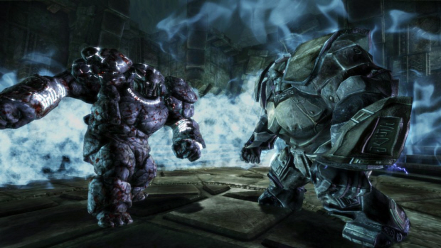 Dragon Age Origins: Golems of Amgarrak walkthrough screenshot