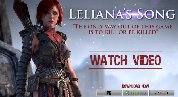 Dragon Age Origins: Leliana's Song walkthrough artwork DLC