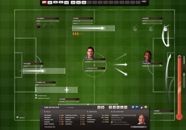 FIFA Manager 11 for PC has been announced by EA Sports.