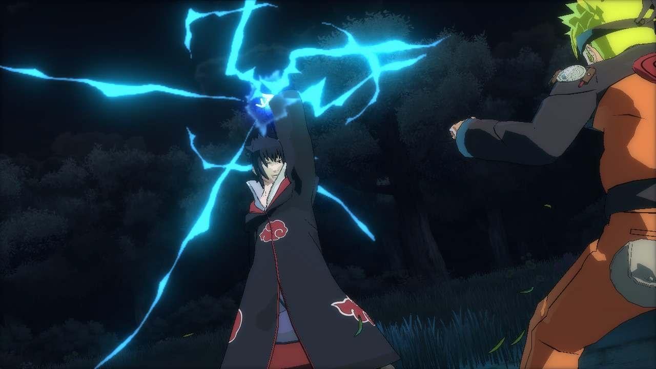 naruto shippuden ultimate ninja storm 2 sasuke character screenshot Scooby Doo Mystery