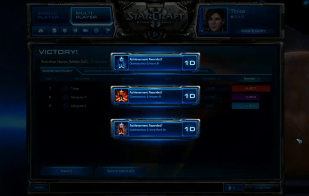 how to take a screenshot on starcraft 2