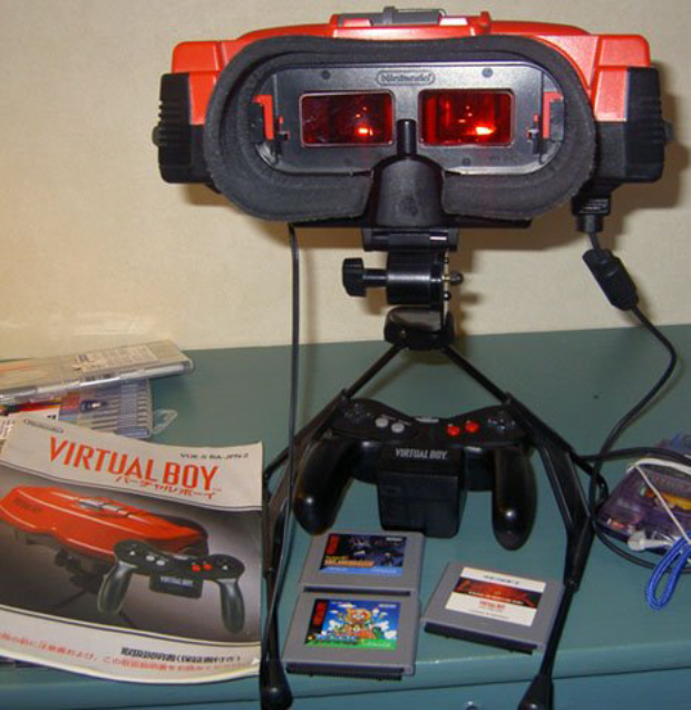 Virtual Boy Game Sequel Ideas Might Come To Nintendo 3ds