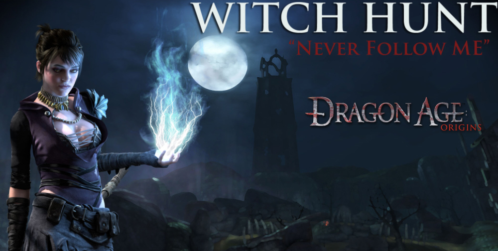 Share Dragon Age Origins Witch Hunt DLC Details