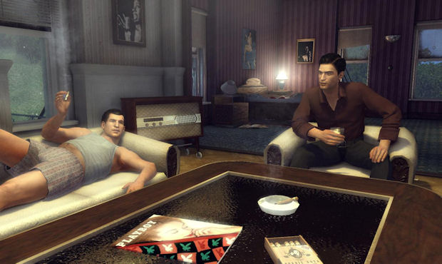Mafia 2 Playboy Magazine screenshot