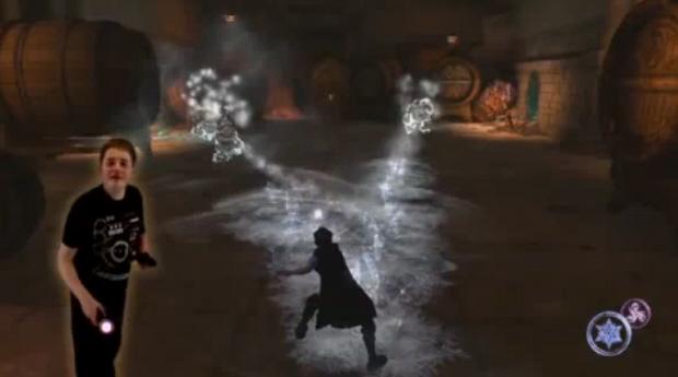 Sorcery Gamescom 2010 trailer screenshot (PS3 Move)