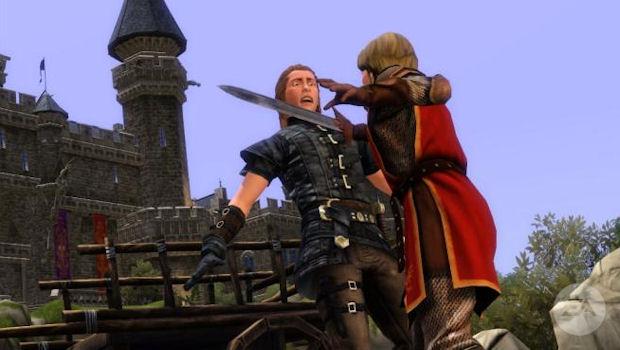 -Gaming News- The-sims-medieval-screenshot
