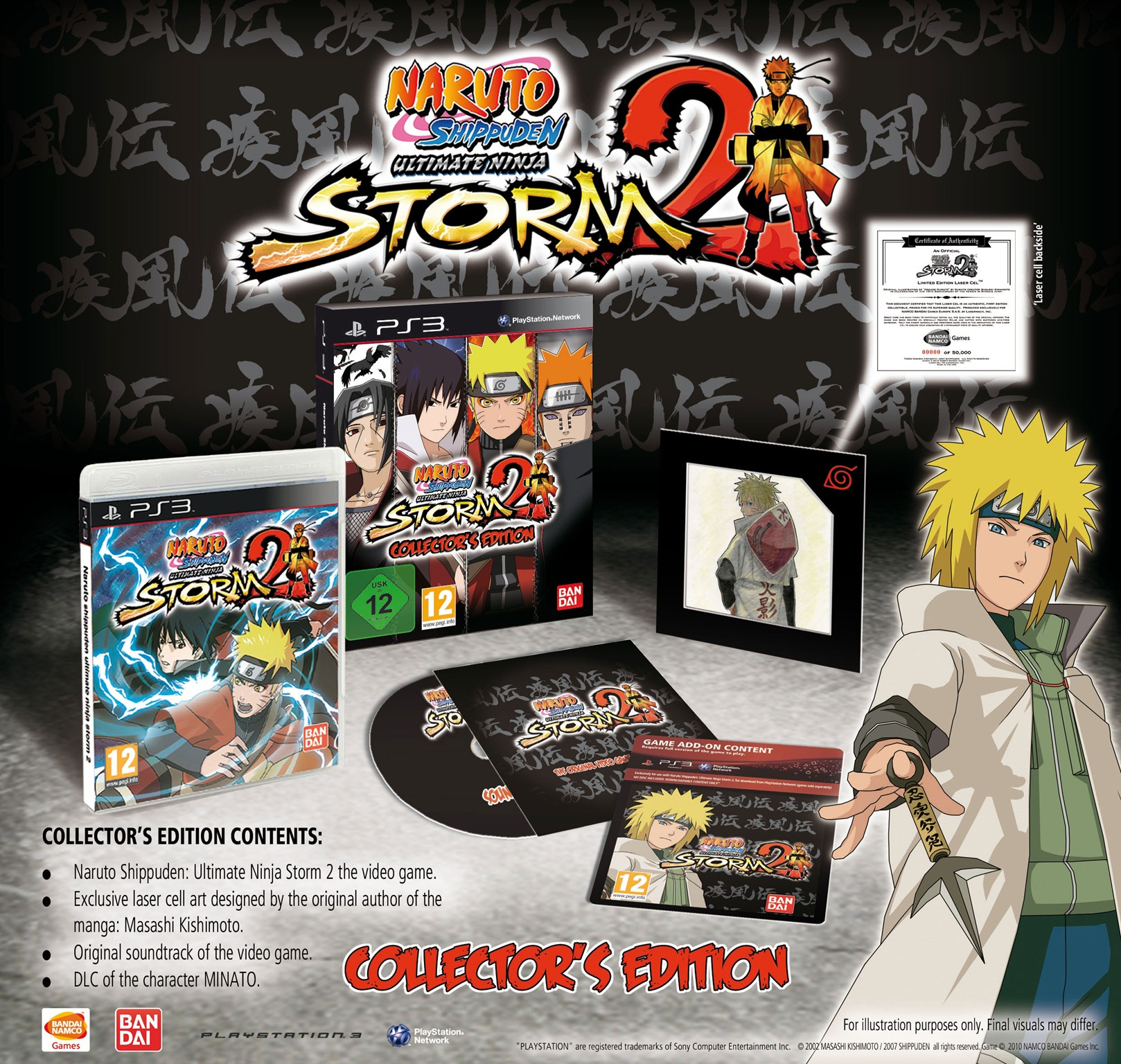 Ktcl Announces 10th Anniversary Of Keggs Eggs: Naruto Shippuden: Ultimate Ninja Storm 2 Special