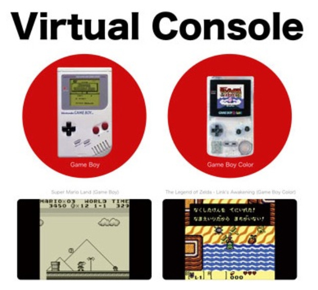 Nintendo 3DS Game Boy Virtual Console announced!