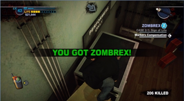 dead rising 2 zombrex location screenshot