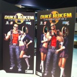 Duke Nukem Forever girls stands at PAX 2010