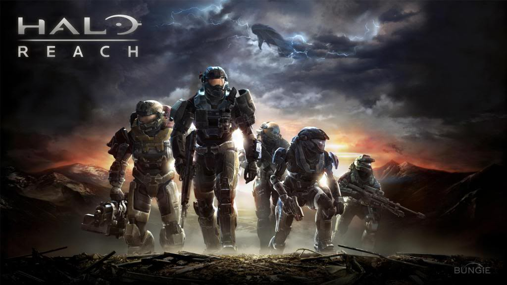 halo reach wallpaper hd. halo reach hd wallpaper.