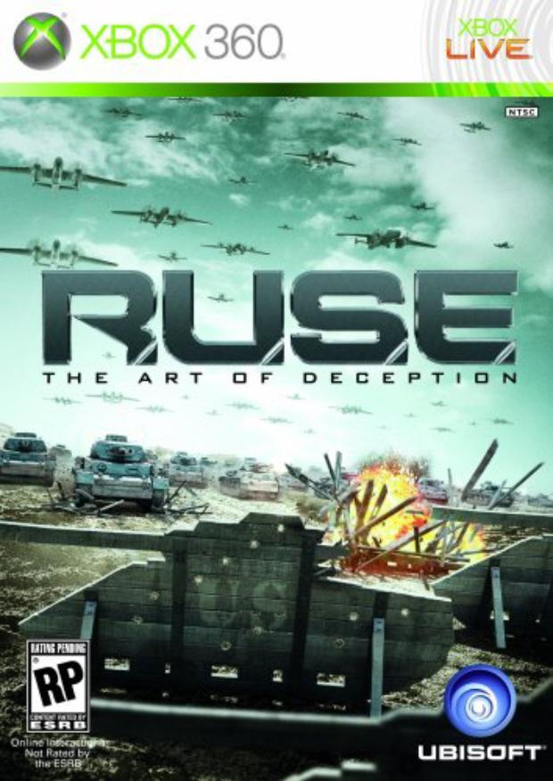 Ruse: The Art of Deception walkthrough box artwork