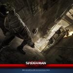 Spider-Man: Shattered Dimensions wallpaper Noir Stealth