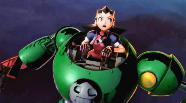 Marvel Vs Capcom 3 Gets Tron Bonne As Shown Off In New Cg