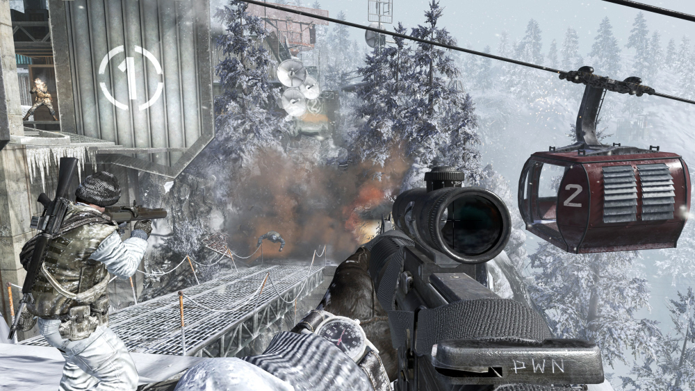 Activision has released the Call of Duty: Black Ops PC specifications