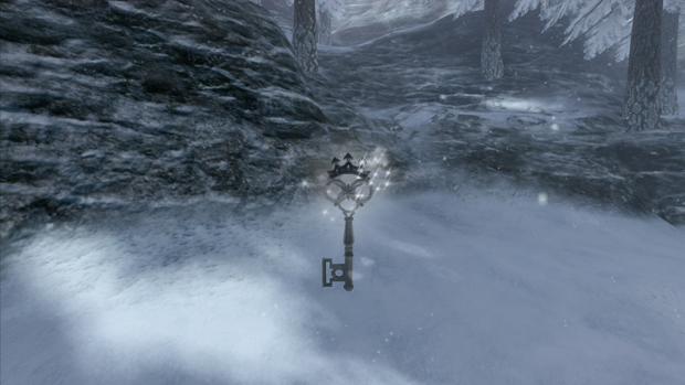 Fable 3 Silver Key Location Screenshot