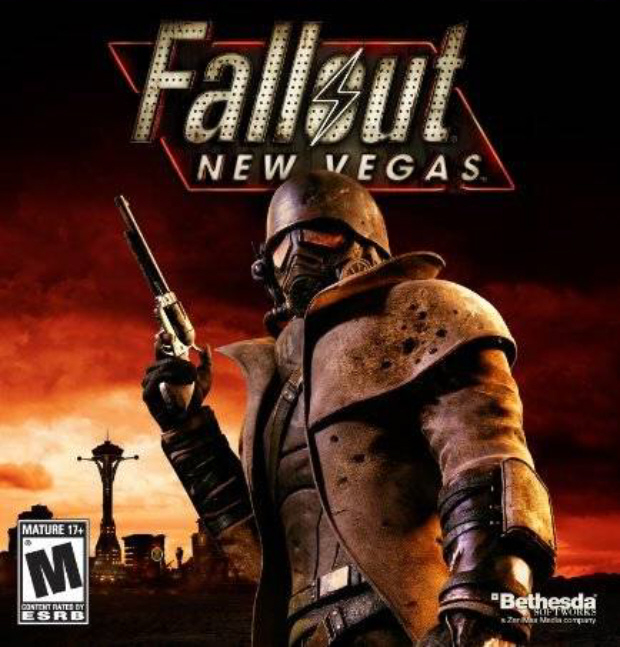 Fallout: New Vegas walkthrough box artwork