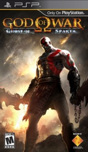 God of War: Ghost of Sparta on PSP