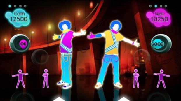 Just Dance 2 screenshot (Wii)