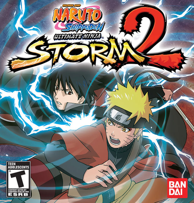 Naruto Shippuden Ultimate Ninja Storm 2 walkthrough video guide (PS3,