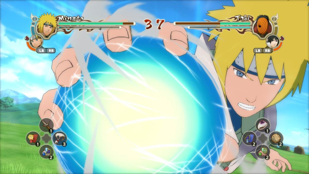 Naruto Shippuden: Ultimate Ninja Storm 2 wallpaper