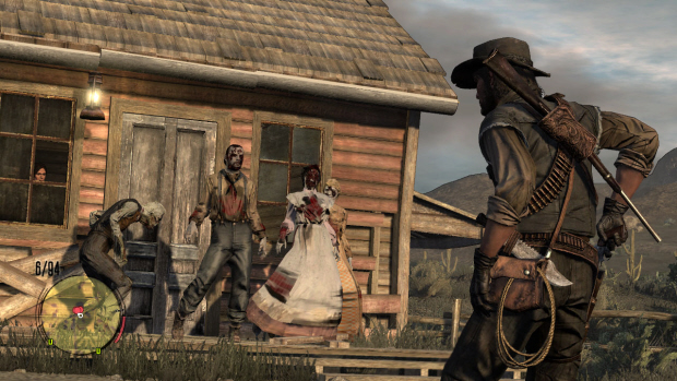 Red Dead Redemption: Undead Nightmare Achievements list