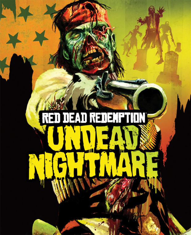 Red Dead Redemption: Undead Nightmare walkthrough box artwork