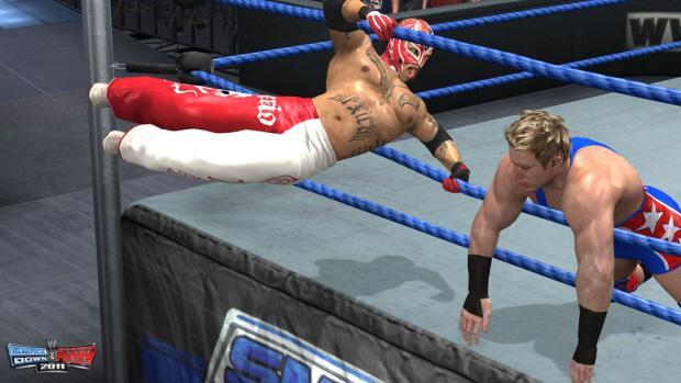 wwe raw vs smackdown 2011 pc game. WWE Smackdown vs Raw 2011