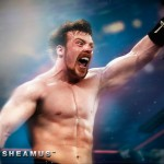 WWE Smackdown vs Raw 2011 Sheamus wallpaper